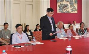 Đại hội Hội SVVN tại Vương quốc Bỉ lần thứ IV, nhiệm kỳ 2019-2021