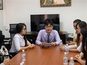 Đại hội Hội Sinh viên Việt Nam tại Singapore lần thứ I, nhiệm kỳ 2019-2021