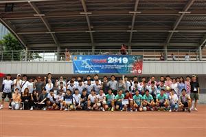 Khai mạc Đại hội thể dục thể thao sinh viên Việt Nam tại Hàn Quốc lần thứ XII - năm 2019