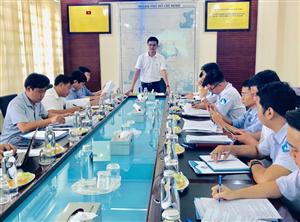 Trung ương Hội Sinh viên Việt Nam làm việc với Ban Thư ký Hội Sinh viên Thành phố về chương trình công tác Hội và phong trào Sinh viên thành phố năm học 2019 – 2020