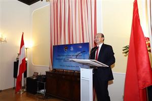 Đại hội thành lập Hội Sinh viên Việt Nam tại Cộng hòa Áo