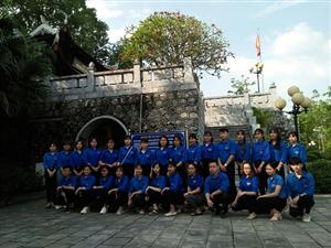 Hội Sinh viên trường ĐH Tân Trào tổ chức các hoạt động kỷ niệm 130 năm Ngày sinh Chủ tịch Hồ Chí Minh (19/5/1890 - 19/5/2020)