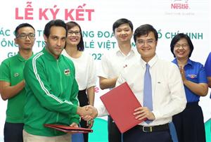"""Nestlé MILO sẽ đồng hành cùng T.Ư Đoàn triển khai Chương trình """"Tiếp sức mùa thi"""" tại 28 tỉnh, thành phố"""