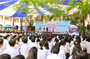 Hội thi Học sinh, sinh viên thành phố Hồ Chí Minh với pháp luật 2020: Đậm hiện đại, chuẩn sáng tạo