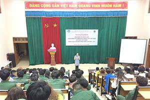 Tuyên truyền, phổ biến, giáo dục pháp luật cho học sinh, sinh viên Sơn La
