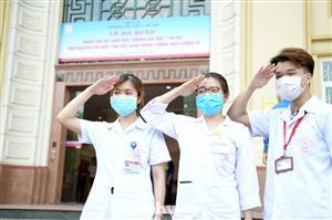 5.000 sinh viên tình nguyện sẵn sàng tham gia, hỗ trợ phòng chống dịch