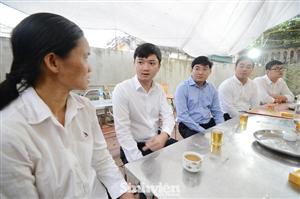 Trung ương Hội Sinh viên Việt Nam thăm hỏi gia đình nữ sinh viên Ngân hàng bị sát hại