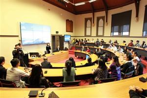 Phó Chủ tịch nước Đặng Thị Ngọc Thịnh giao lưu với sinh viên Việt tại Australia