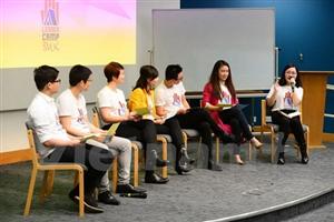 Ấn tượng chương trình Leader Camp của Hội Sinh viên Việt Nam tại Liên hiệp Vương quốc Anh và Bắc Ai-len (SVUK)